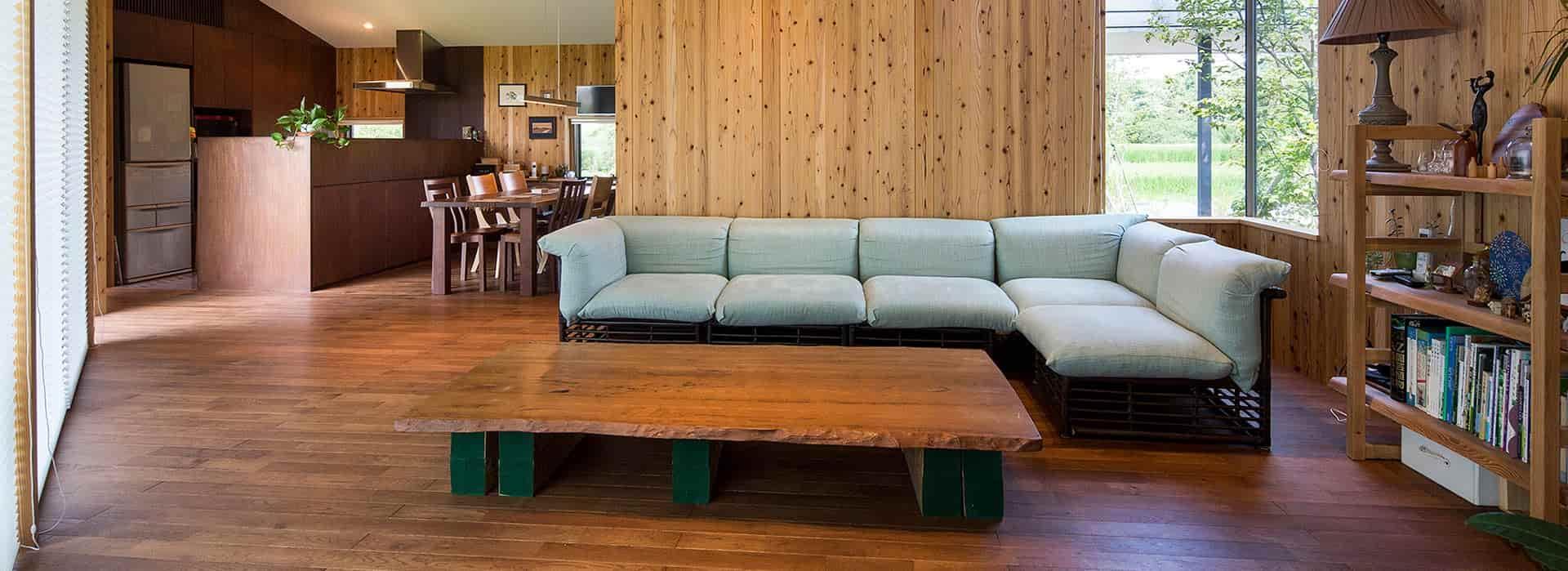 神戸の自然素材を使ったリフォーム・新築・増改築|『ひのきや』について